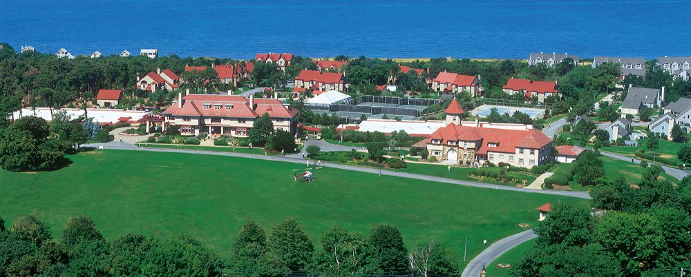Superb Ocean Edge Hotel Cape Cod Part - 11: OCEAN EDGE RESORT A SEASIDE RETREAT WITH 429 ACRES TO SATISFY YOUR EVERY  WHIM. AN HISTORIC MANSION OVERLOOKING THE CAPE COD BAY.